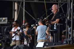 David Gilmour - Wroclaw rehearsals, June 2016