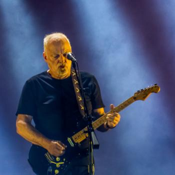 David Gilmour - Belgium, 27th July 2016
