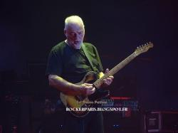 David Gilmour - Arenes de Nimes, France, 20th July 2016