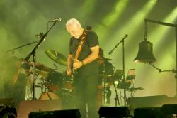 David Gilmour - Tienen, July 2016