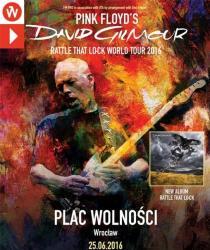 David Gilmour - Wroclaw, Poland 2016