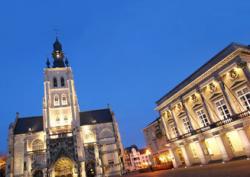 Grote Markt, Tienen, Belgium