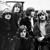 The five piece Pink Floyd