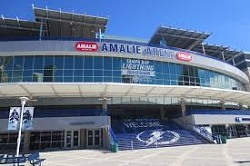 Amalie Arena, Tampa, Florida