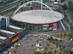 LANXESS Arena, Cologne