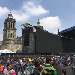 Roger Waters - Zocalo Square, Mexico City, October 1 2016