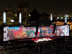 Roger Waters, Zocalo, Mexico City, 1 October 2016