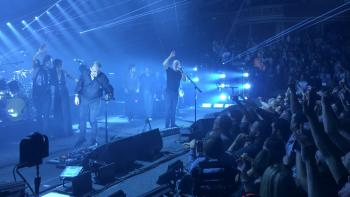 David Gilmour, Royal Albert Hall, September 2016