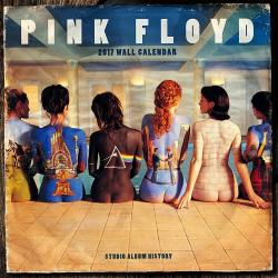 Official 2017 Pink Floyd Calendar