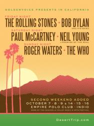 Desert Trip concert - October 2016