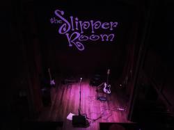 Guy Pratt - The Slipper Room, April 2016