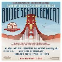 Bridge School Benefit concert, 2016 with Roger Waters