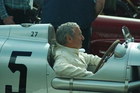 Nick Mason at 2016 Goodwood Festival of Speed