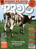 Prog issue 70 - Pink Floyd's Atom Heart Mother feature