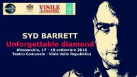Syd Barrett: Unforgettable Diamond exhibition in Italy