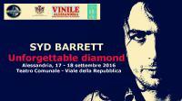 Syd Barrett: Unforgettable Diamond exhibition in Italy