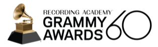 Grammy Awards 60 logo