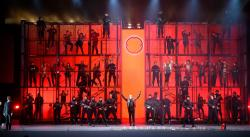 Another Brick in the Wall L'Opera: premiere in Montreal, Canada March 11th 2017. Photo: Yves Renaud