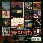 Official 2018 Pink Floyd Calendar