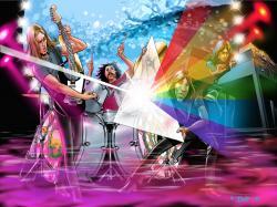 Pink Floyd artwork - Duff Moses, 2017
