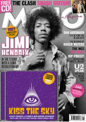 Mojo issue 285 - Jimi Hendrix, Roger Waters