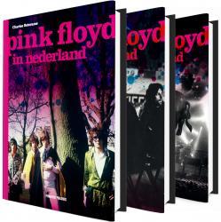Pink Floyd in Nederland - book by Charles Beterams