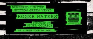Roger Waters - Is This The Life We Really Want? Limited numbered European only green vinyl