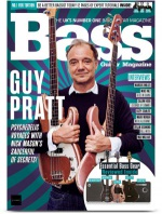 Bass Guitar Magazine, September 2018