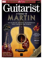 Guitarist Magazine, September 2018