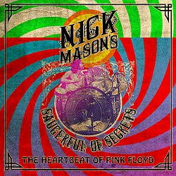 Nick Mason's Saucerful Of Secrets 2019 tour