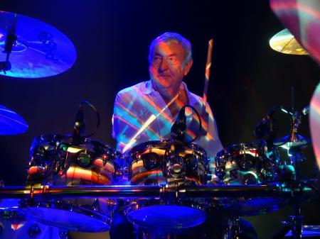 Nick Mason: Nick Mason's Saucerful Of Secrets, Dingwalls, Camden, London, 20th May 2018
