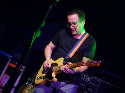 Lee Harris: Nick Mason's Saucerful Of Secrets, Dingwalls, Camden, London, 20th May 2018