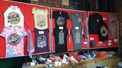 Nick Mason's Saucerful Of Secrets tour merchandise