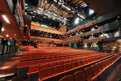 Waterside Theatre. Picture: venue - Matt Fowler aug 10 auditorium