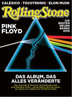 Rolling Stone Magazine (Germany) February 2018