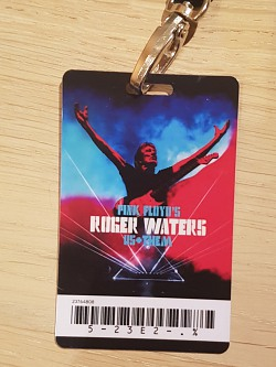 Roger Waters - Oslo, 14 August 2018 ticket