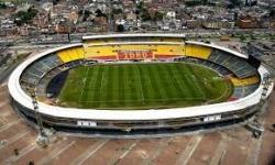 Estadio Nemesio Camacho El Campín in Bogotá