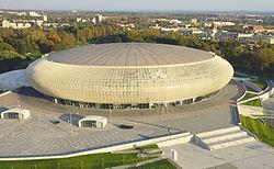 Tauron Arena Krakow