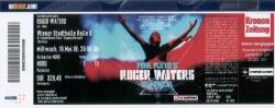 Roger Waters - Vienna 2018 ticket