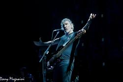 Roger Waters, Bologna 2018. Pic: Dany