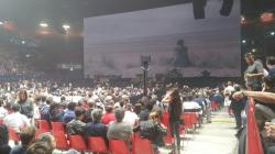 Roger Waters - Milan 2018. Pic: Alberto Durgante