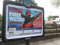 Roger Waters - Argentina 2018 poster