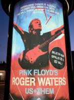 Roger Waters - Kaunas, Lithuania 2018 concert poster