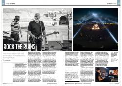 Definition Magazine - February 2018: David Gilmour feature