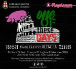 One Of These Days - Italian Pink Floyd exhibition, 2018