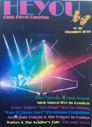 Heyou - Pink Floyd fanzine - issue 32