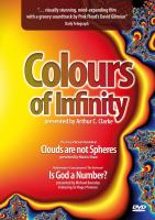 The Colours of Infinity DVD including David Gilmour, July 2018