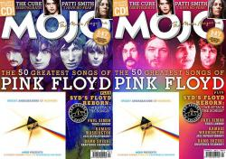 Mojo - July 2018; both Pink Floyd covers