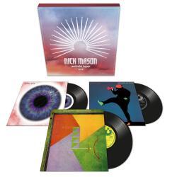 Nick Mason - Unattended Luggage 3LP box set