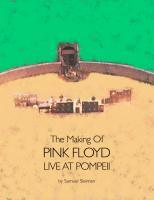 New eBook: The Making Of Pink Floyd Live At Pompeii